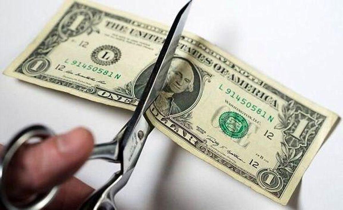 مهمان شبکه خبر دلار را پاره کرد +عکس
