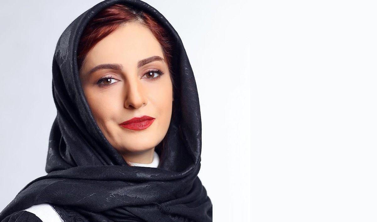 شقایق دهقان با لباس های قاجاری + عکس
