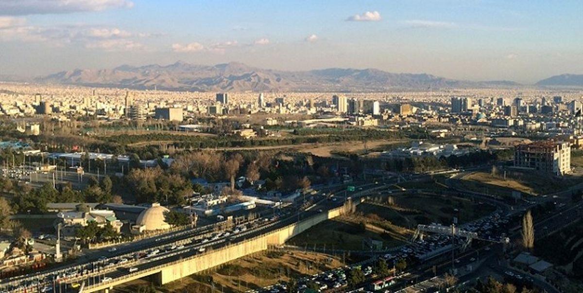 منطقه۴ تهران پرجمعیت و دارای نقاط حادثهخیز