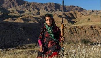 عکسی که نشنال جئوگرافیک از دختر ایرانی منتشر کرد
