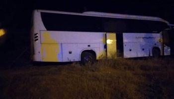 تصادف اتوبوس زائران ایرانی در واسط عراق با ۸ کشته