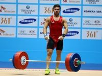 این فرد بخت نخست کسب مدال طلا در المپیک است