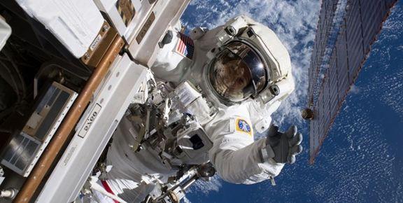سفر به فضا باعث بروز مشکلات بینایی میشود