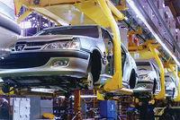 کاهش ۷۲درصدی تولید خودرو در سال۹۷