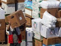 ارسال دومین محموله کمکهای پزشکی عمان به ایران