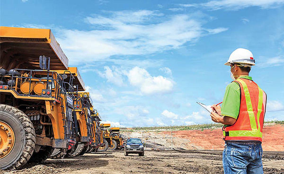 واردات ماشین آلات معدنی آزاد شود