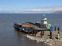 رکورد ۱۰ ساله تراز دریاچه ارومیه شکست