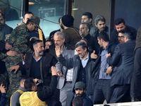 احمدینژاد بعد از بازی استقلال و العین چه گفت؟