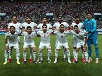 فوتبال ایران 3پله سقوط کرد