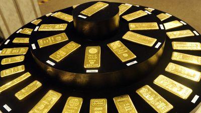 قیمت طلا ۶دلار کاهش یافت