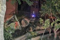 کامیونی که امیرآباد را به هم ریخت +عکس