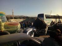 عکسهای عجیب از یک فاجعه در شیراز