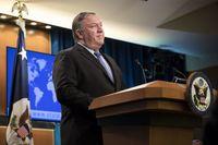 پامپئو مجددا خواستار تمدید تحریم تسلیحاتی ایران شد