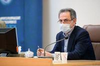 ۷۶درصد تهرانیها فاصله اجتماعی را رعایت میکنند