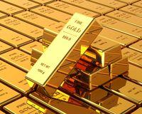 طلا 7.5 دلار گران شد
