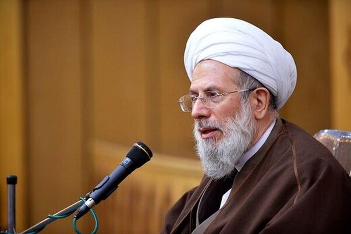 حجتالاسلام محمدی ریشهری عزادار شد