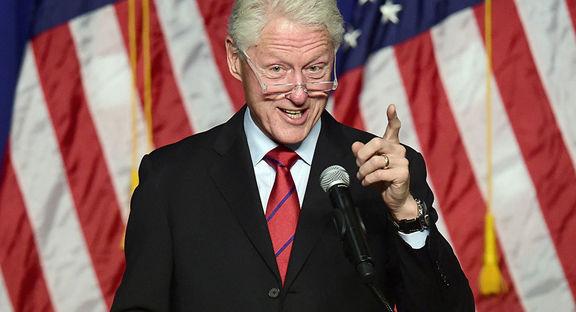 رییس جمهور سابق آمریکا در لباس زنانه +عکس