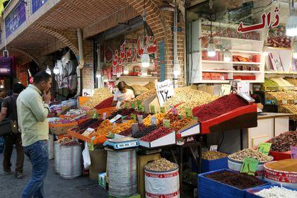 بازگشت آرامش به بازار تهران +تصاویر