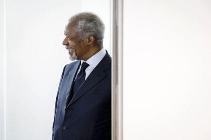 تصاویری از فعالیتهای هفتمین دبیرکل سازمان ملل