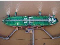 ذخایر موقت نفت ایران در خشکی و دریا افزایش یافته است