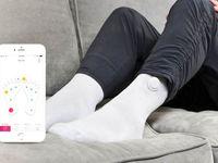 جورابهای هوشمند برای مبتلایان دیابت +عکس