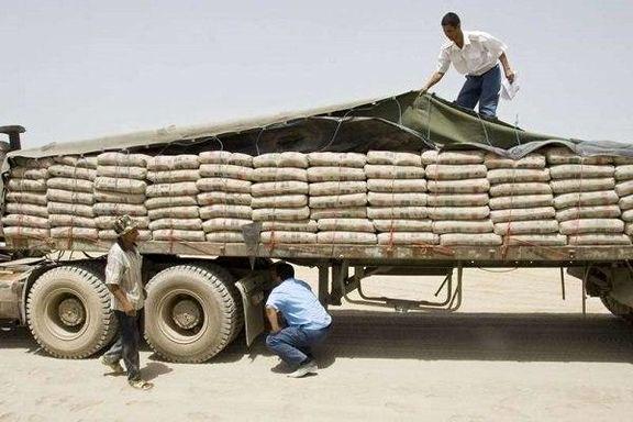 صادرات سیمان از پارس جنوبی ممنوع شد