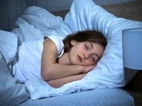 مهم ترین اختلال خواب کودکان