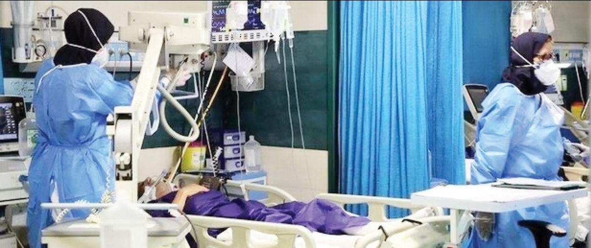 میزان ماندگاری بیماران در بخشهای ویژه و آی سی افزایش یافت