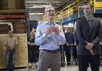درآمد باورنکردنی مدیرعامل اپل در سال۲۰۱۷ چقدر بود؟