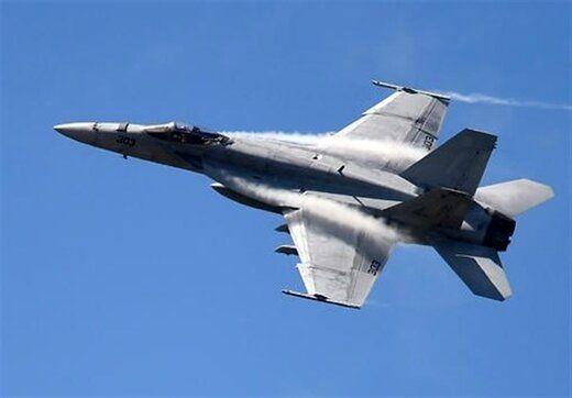 جزئیاتی مهم از اخطار پدافند هوایی ارتش به یک فروند جنگنده متجاوز F-۱۸