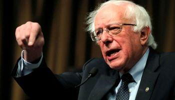 سندرز پیشنهاد قطع کمکهای آمریکا به رژیمصهیونیستی را مطرح کرد