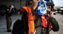 آمریکا در تلاش برای نجات افراد از طوفان فلورانس +تصاویر