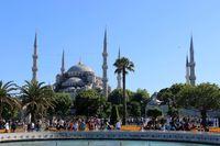 درآمد ۲۹.۵ میلیارد دلاری ترکیه از جذب گردشگر