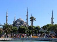 ورود ۲۲میلیون گردشگر به ترکیه در ۷ماه