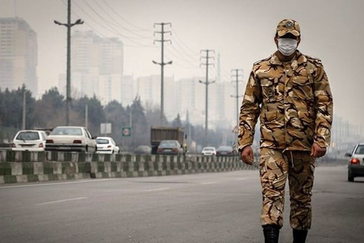 تکذیب ادعای بد رفتاری یک قاضی با سرباز + عکس