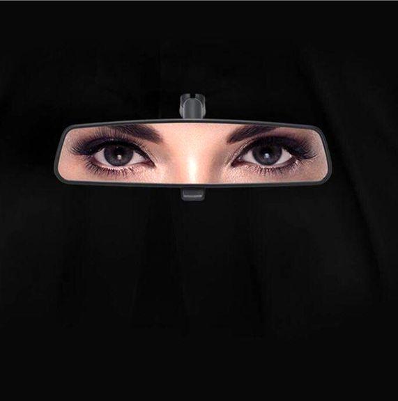 """تبلیغ """"فورد"""" بعد از برداشتن ممنوعیت رانندگى زنان عربستانی +عکس"""