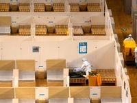 بیمارستانهای موقت «ووهان» چین تعطیل شدند