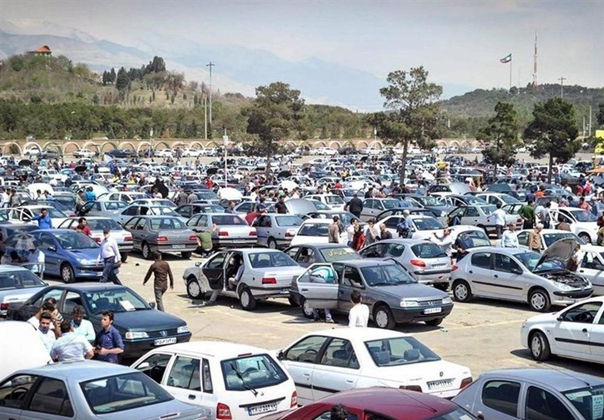 خودروهای پرفروش بازار چند؟