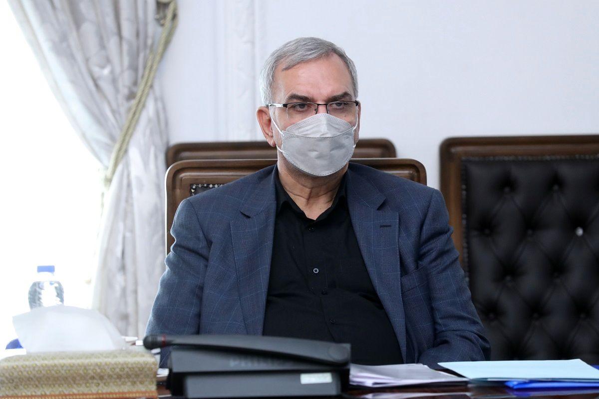 ایران رتبه دوم واکسیناسیون هفتگی در جهان را گرفت