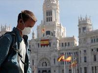 اسپانیا گذر از پیک شیوع کرونا را اعلام کرد