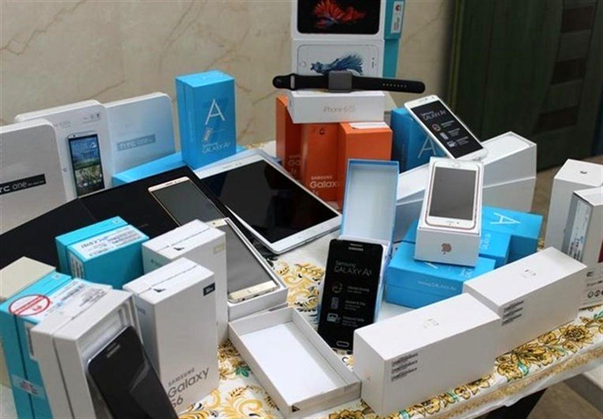 لغو ممنوعیت واردات گوشی موبایل بالاتر از ۳۰۰یورو