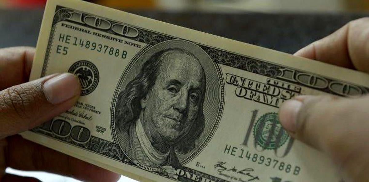 قیمت دلار ۲۵ فروردین ماه۱۴۰۰