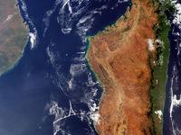 تصویر ماهوارهای چهارمین جزیره بزرگ دنیا