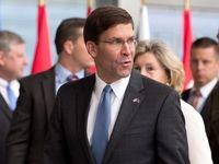 سرپرست جدید پنتاگون: به فشار علیه ایران ادامه خواهیم داد