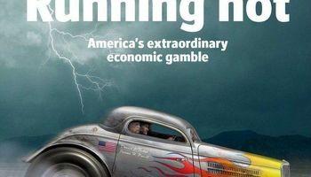 قمار اقتصاد آمریکا روی جلد اکونومیست +عکس