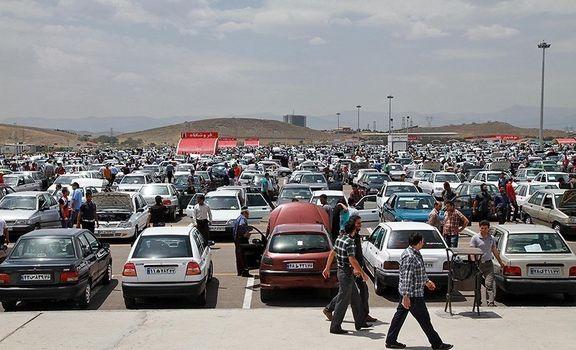 80 درصد؛ کاهش خرید و فروش خودرو