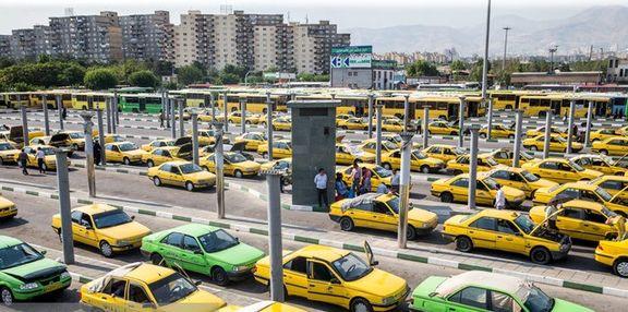 دوگانه سوز شدن تاکسی و وانت از مالیات معاف شد