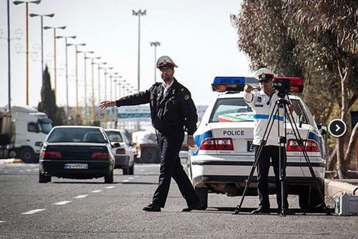 ارفاق پلیس به رانندگان متخلف در شرایط کرونایی