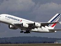 خطوط هوایی فرانسه پروازها به ایران را متوقف میکند