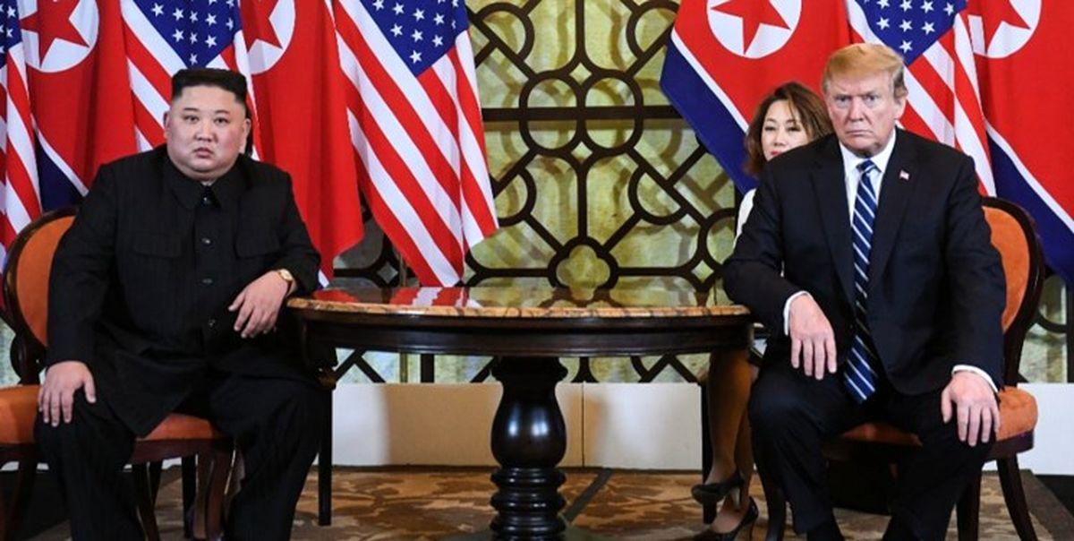 کاخ سفید: ترامپ و کیم به توافق نرسیدند